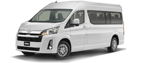 Toyota Hiace 2021 Panel Superlarga
